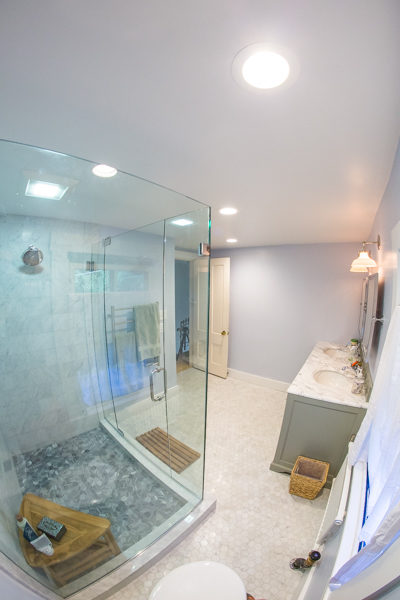 Installing A Glass Shower Enclosure