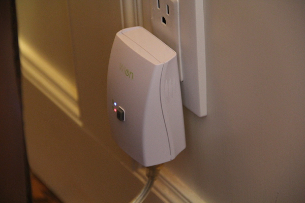 WiOn Indoor Wi-Fi Outlet 50050 - A Concord Carpenter