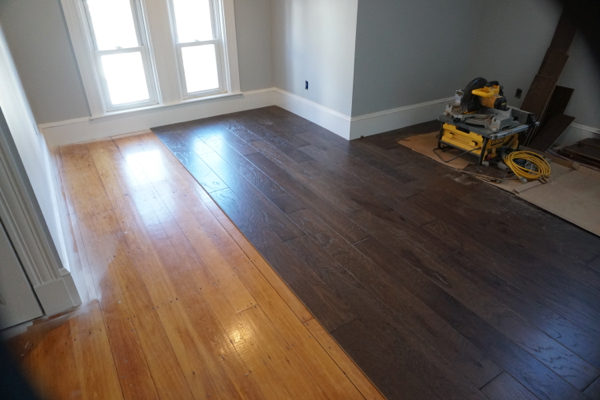 Installing Shaw Epic Plus Hardwood Flooring How To