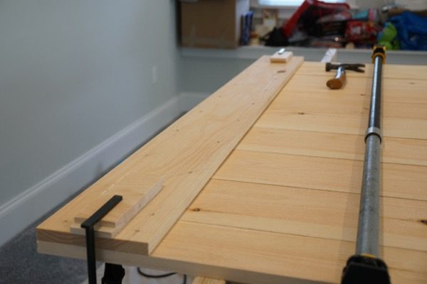 Building A Sliding Barn Door