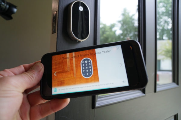 Nest Hello Video Doorbell And Nest X Yale Lock A Concord