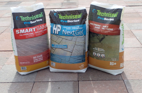 Preventing Patio Weed Growth with Polymeric Sand