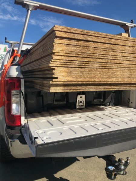Decked Use Truckbed
