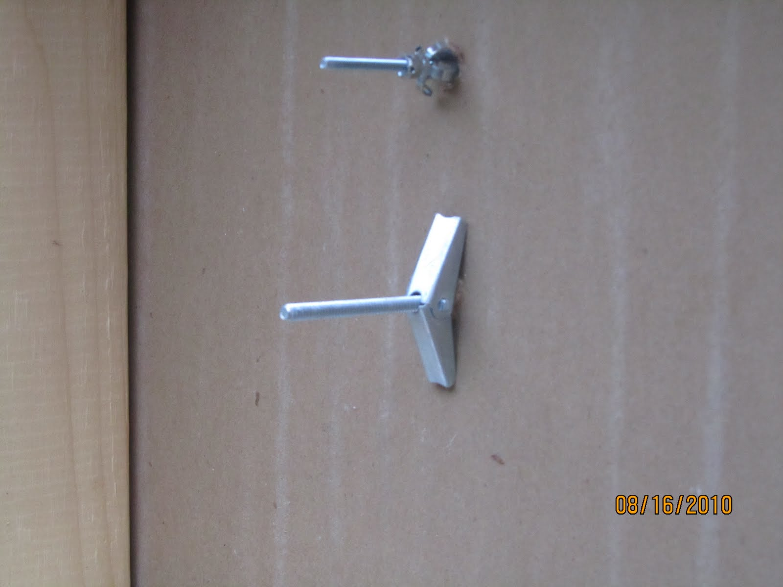 How To Know Which Wall Anchor To Use - A Concord Carpenter