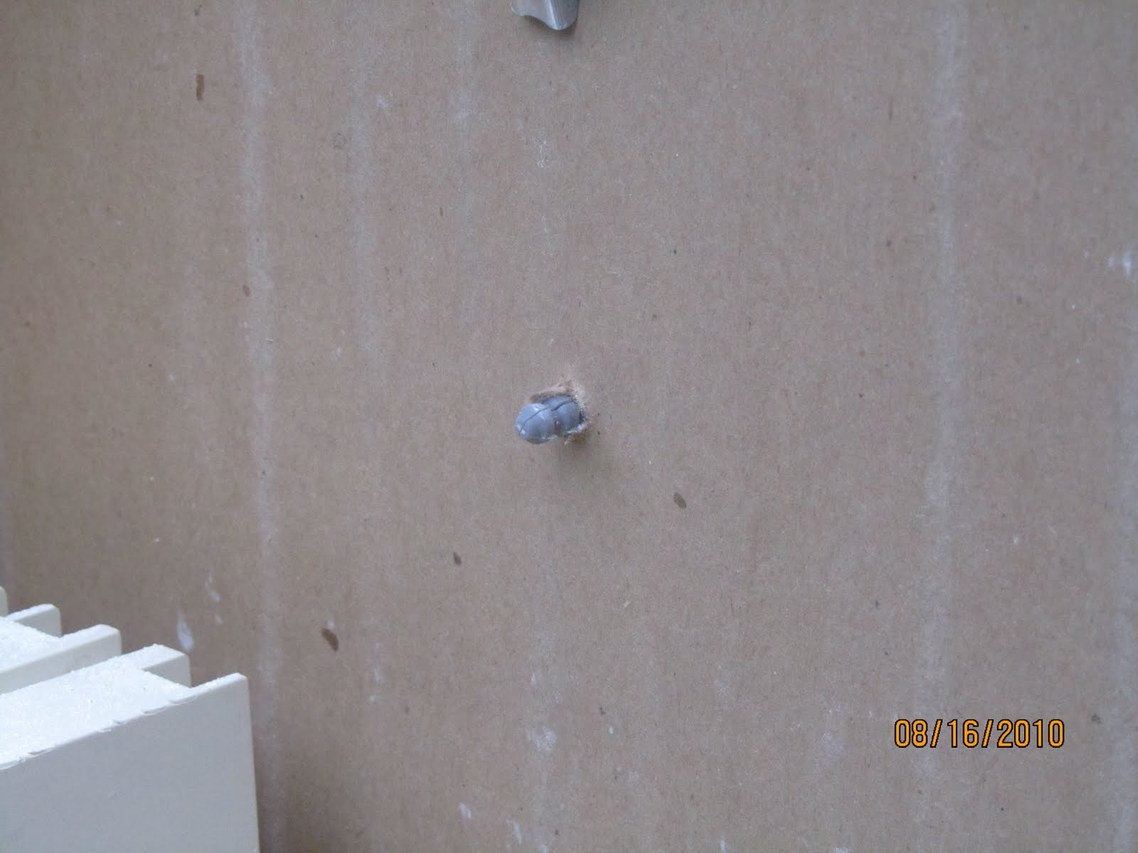 plastic expansion anchors are one of the most commonly used and tend to be the weakest solution for hollow wall anchors