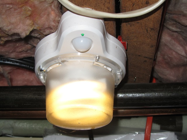 Specifications Leviton Occupancy Sensor Light