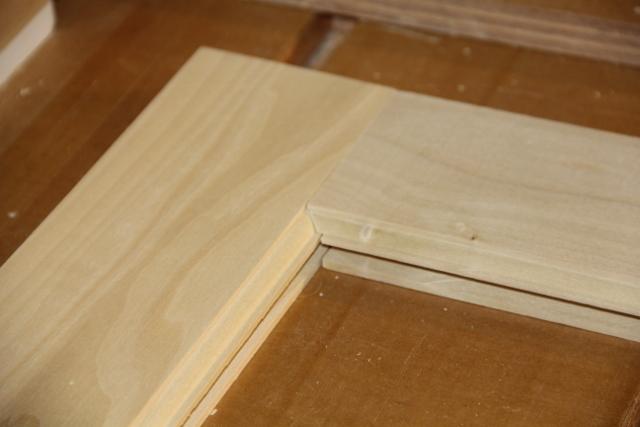 Stile and Rail Cabinet Door - Concord Carpenter