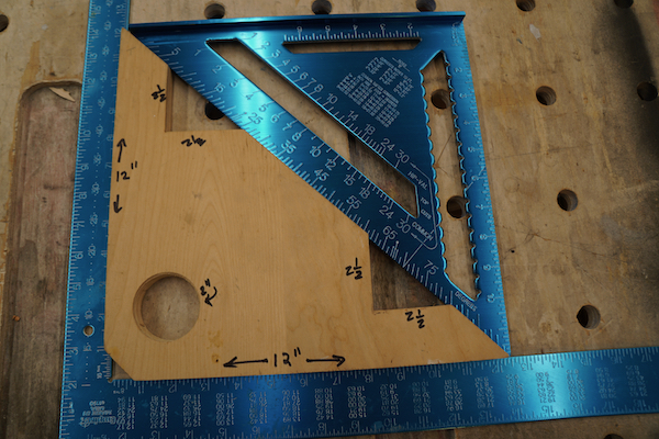 90 Degree Clamping Jig