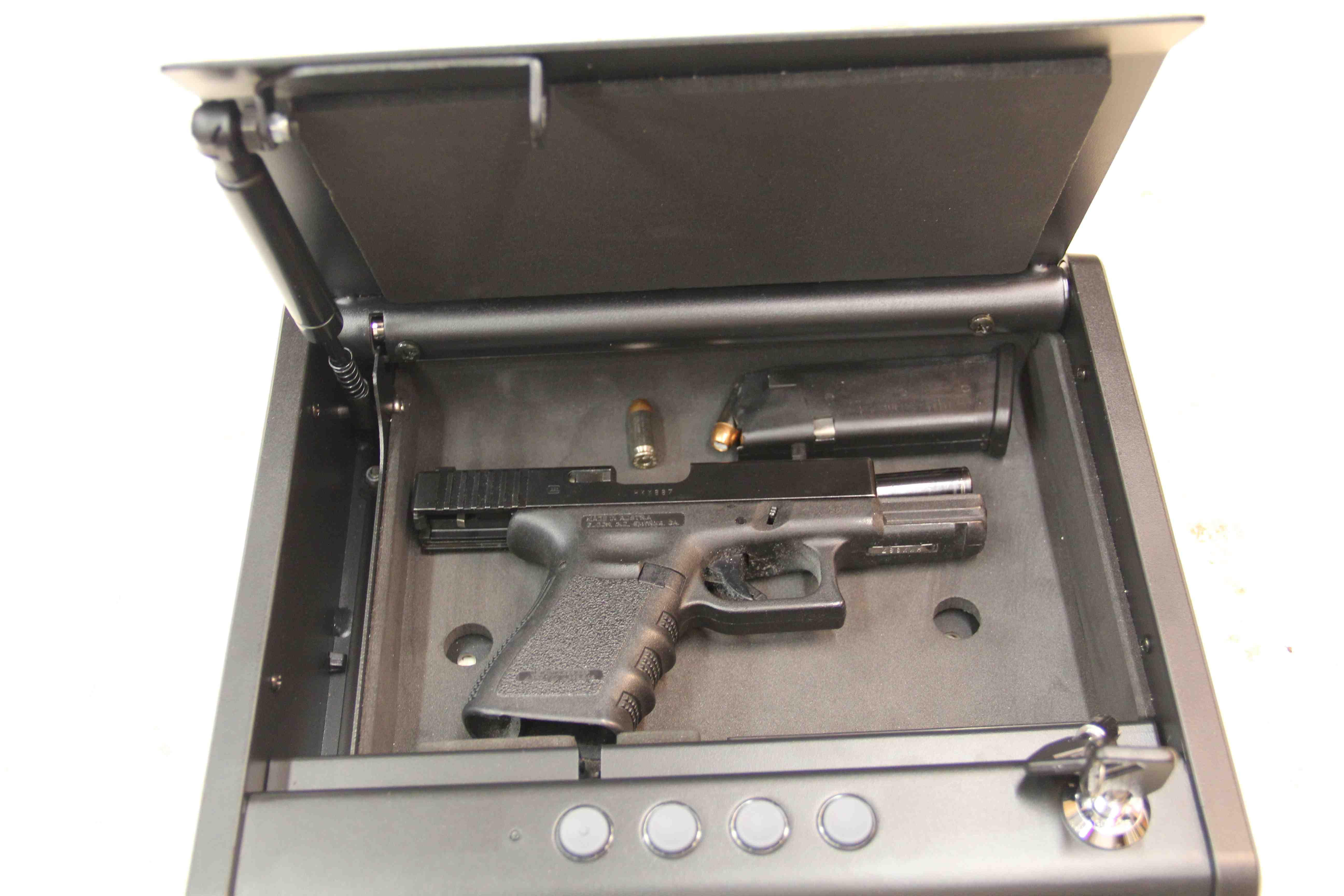 SentrySafe Pistol Safe