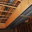 heat duct leaks