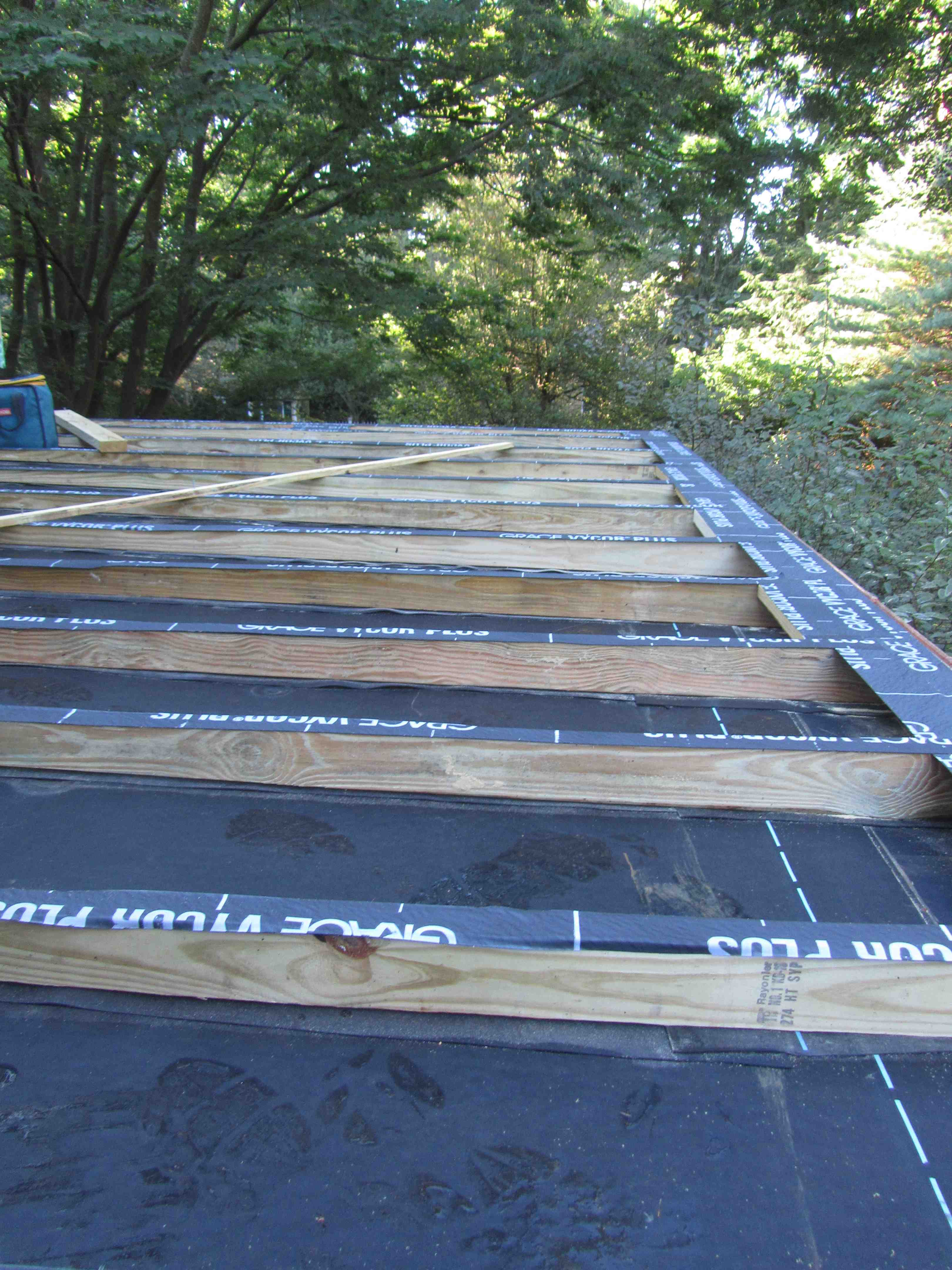 Building A Roof Deck