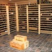 installing a wine closet