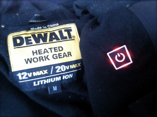 Heated Jacket Eletrocute