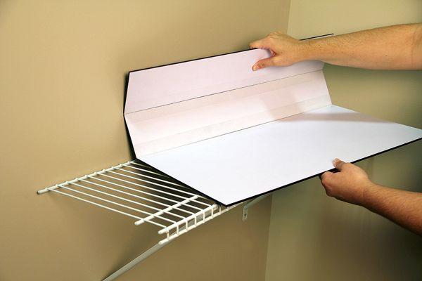 Outstanding Renew Wire Shelf Covers A Concord Carpenter Home Remodeling Inspirations Gresiscottssportslandcom