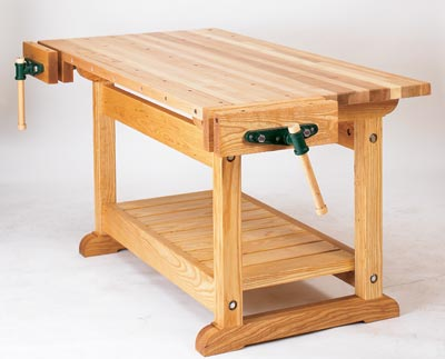 How To Build A Workbench - A Concord Carpenter