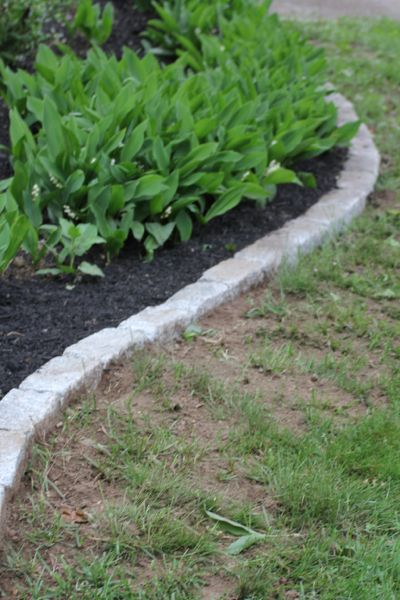 How To Install Cobblestone Edging