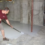 How to Apply Epoxy Paint to a Workshop Floor