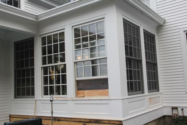 Repairing Rotted Window Sills - A Concord Carpenter