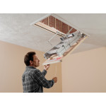Werner AE2210 Energy Seal Attic Ladder