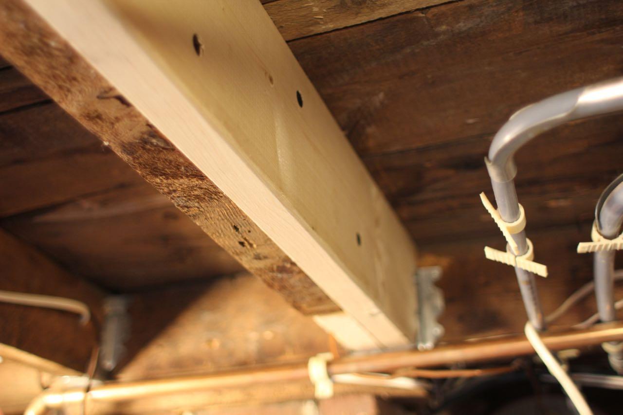 How To Fix A Broken Floor Joist Concord Carpenter