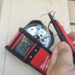 Replacing an outdoor light fixture -1