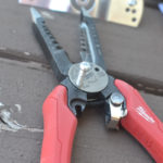 Replacing an outdoor light fixture -9