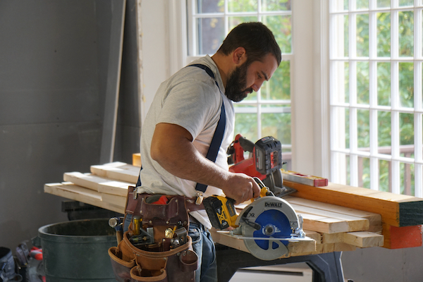 A Carpenter's Ethos