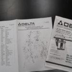Saving Tool Manuals