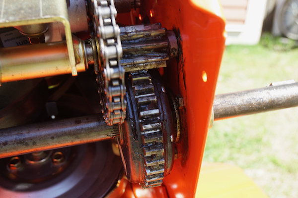 Maintaining and Storing a Snowblower