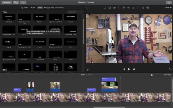 Video Content Editor