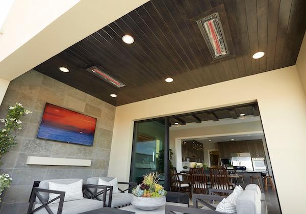 Как выбрать потолочный инфракрасный обогревательинфракрасный